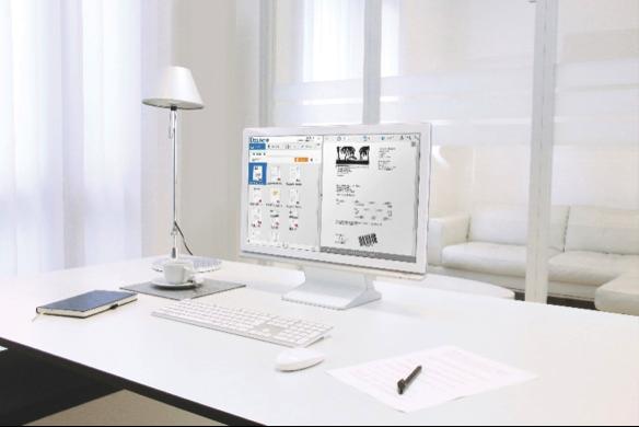Image of desktop computer