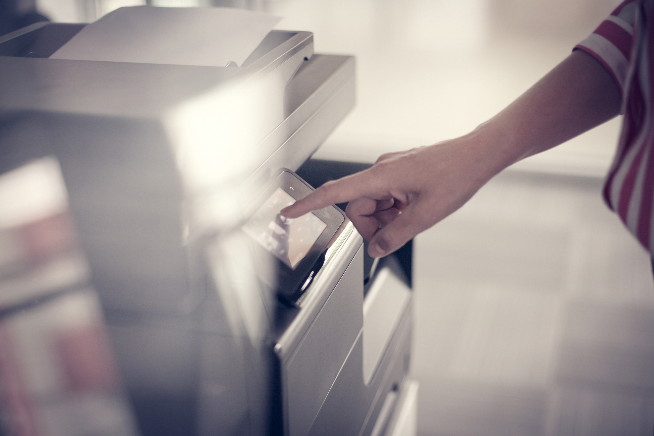 How Printing In-House Cuts Costs